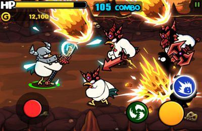 Revolución de las gallinas: Guerrero