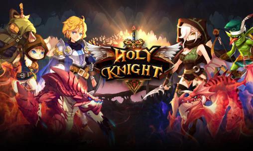 Holy knight screenshot 1