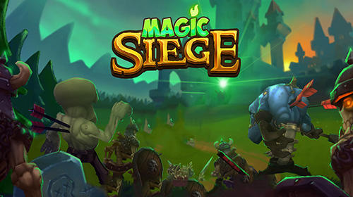 Magic siege: Defender Screenshot
