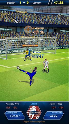 Dream eleven: La Liga für Android