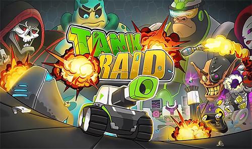Tank raid: Online multiplayer скриншот 1