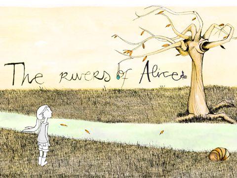 logo Les Fleuves de Alice