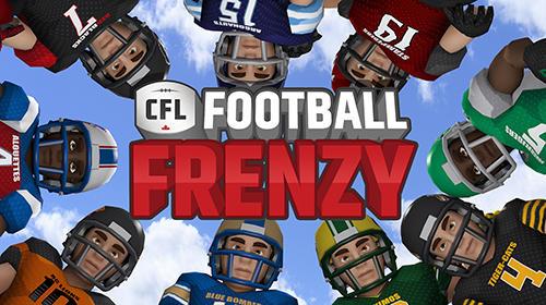 CFL Football frenzy capture d'écran