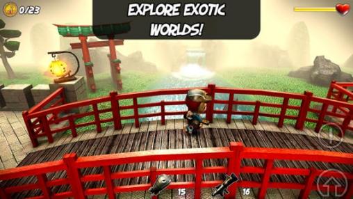 Screenshot Zusammenstoß der Marionetten auf dem iPhone