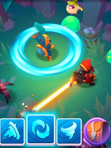 RPG-Spiele Nonstop knight 2 für das Smartphone