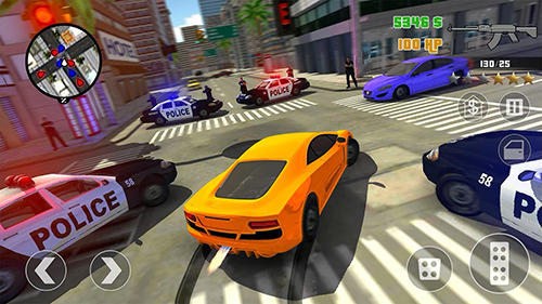 Clash of crime: Mad city war go para Android