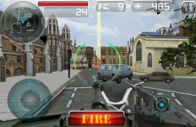 Tank Battle for iPhone for free