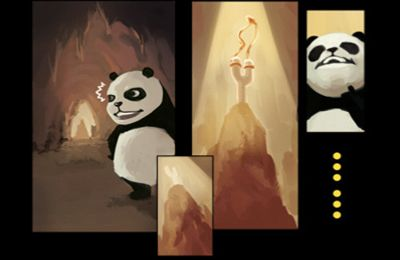 Venganza de Panda en español