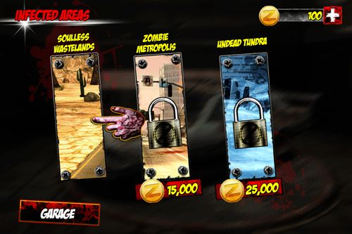 Arcade-Spiele: Lade Route Z auf dein Handy herunter