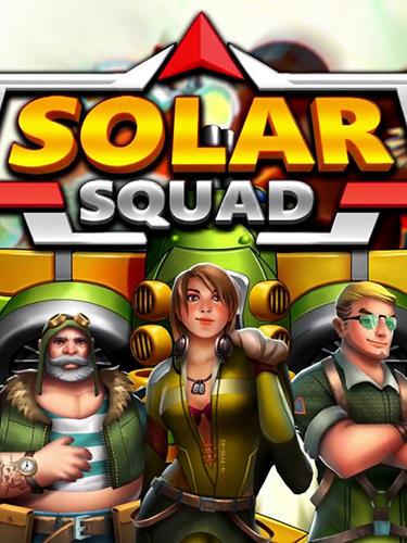 Solar squad: Space attack captura de pantalla 1