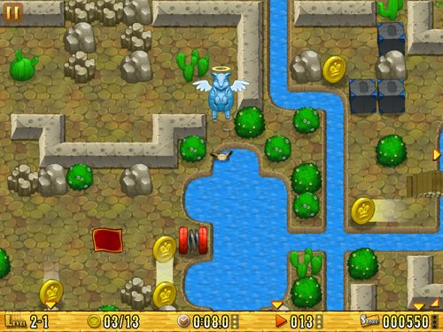 Armadillo: Gold rush for iPhone