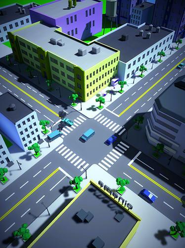 Crossroad crash auf Deutsch