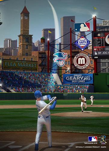 MLB Tap Sport: Baseball 2018 auf Deutsch