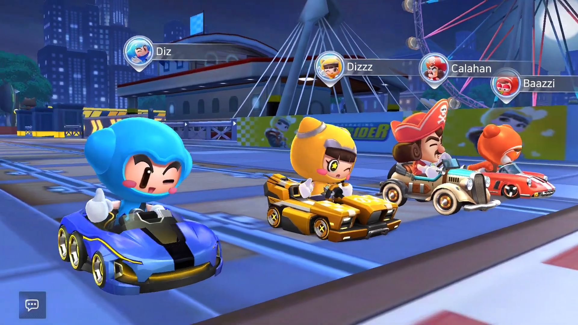 KartRider Rush+ for Android