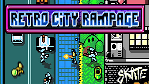 Retro city rampage DX capture d'écran 1
