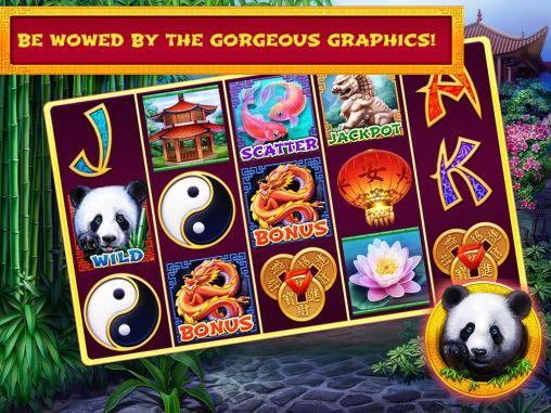 Apuestas Panda slots: Casino Vegas para teléfono inteligente
