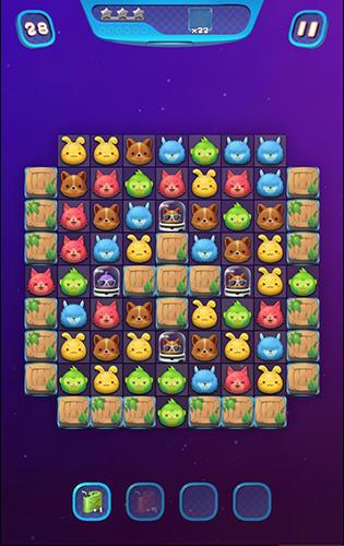 скріншот Galaxy cute alliance