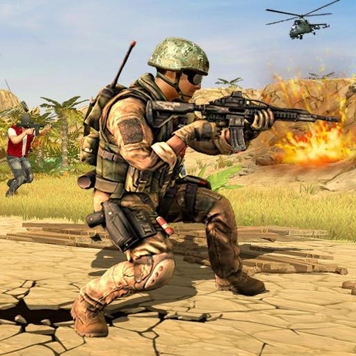 Encounter Strike:Real Commando Secret Mission 2020іконка