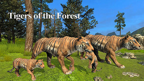 Tigers of the forest captura de pantalla 1