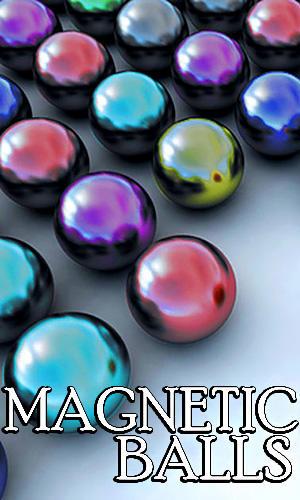 Magnetic balls bubble shoot: Puzzle game скріншот 1
