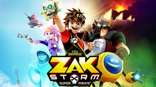 Zak Storm: Super pirate скриншот 1