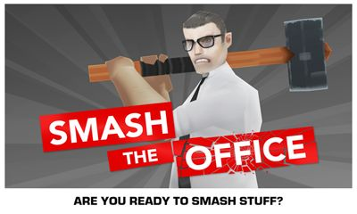 Smash the Office - Stress Fix!capturas de pantalla