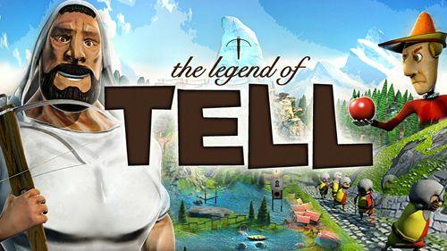 логотип Легенда Телля