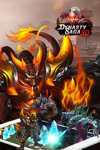Dynasty saga 3D: Three kingdoms ícone