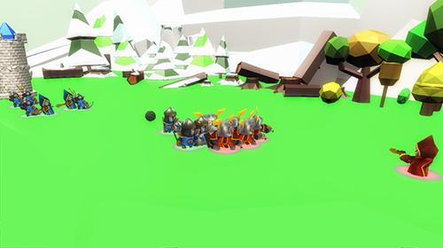 Strategie Tactical epic battle simulator für das Smartphone