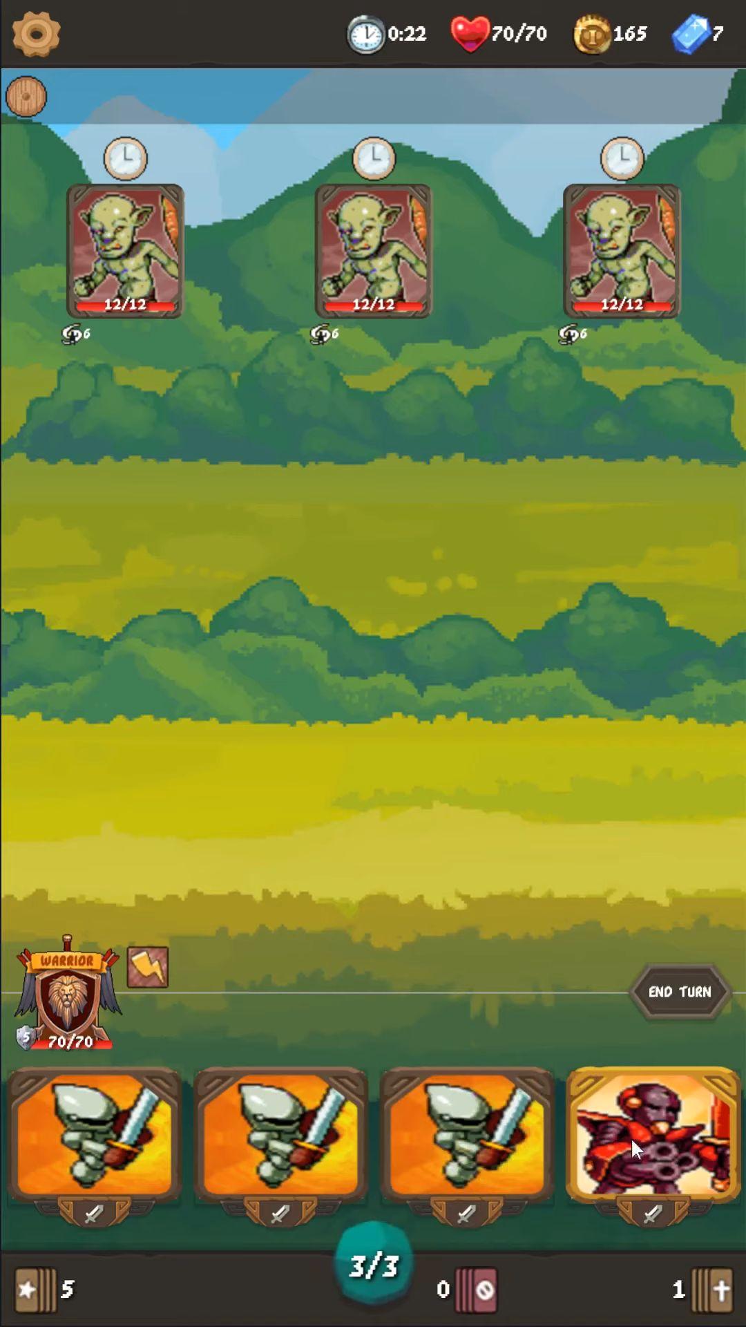 Rogue Adventure: Card Battles & Deck Building RPG captura de pantalla 1