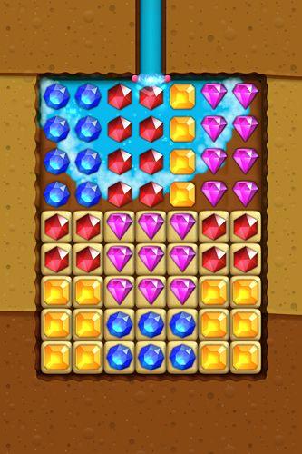 Buscador de diamantes: Saga para iPhone gratis