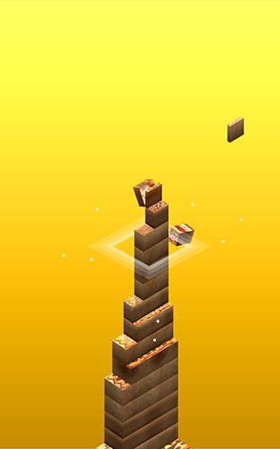 Pizza stack tower for Android