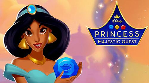Disney princess majestic quest capture d'écran 1