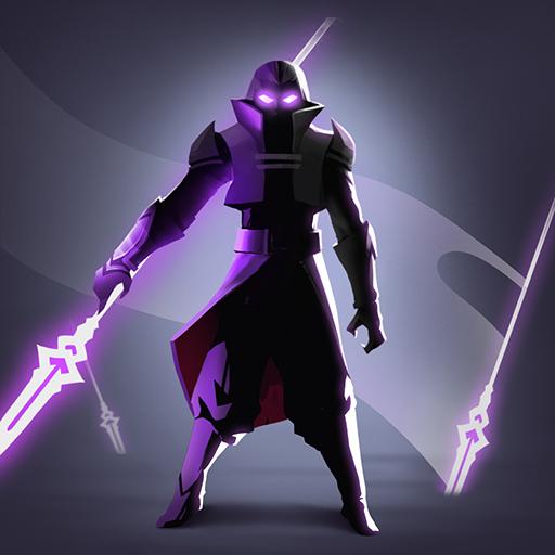 Shadow Knight Premium: Stickman & Fighting Game icon