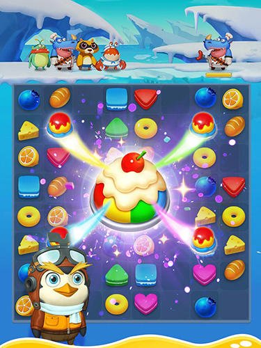 Sugar shuffle pour Android