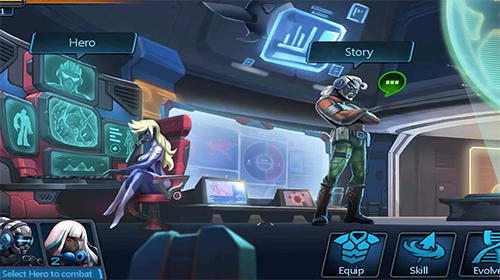 Zombie avengers online para Android