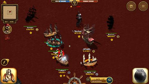 Son korsan pirate MMO screenshot 2