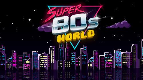 Super 80s world Symbol