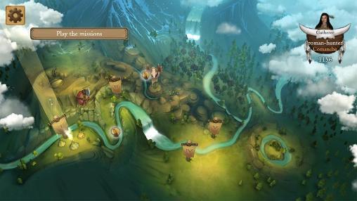Multiplayerspiele: Lade Sei die Rote Wolke auf dein Handy herunter