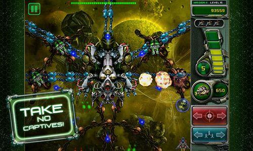 Juegos de arcade: descarga Defensor estelar 4 a tu teléfono