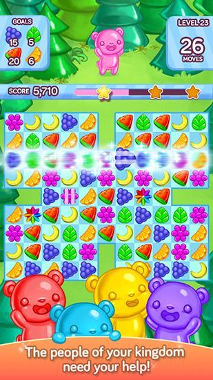 Gummy gush para Android