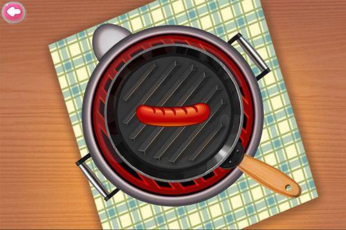Скриншот Фаст-фуд повар на Айфон