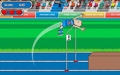 Cartoon sports: Summer games para Android