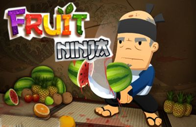 logo Fruit Ninja