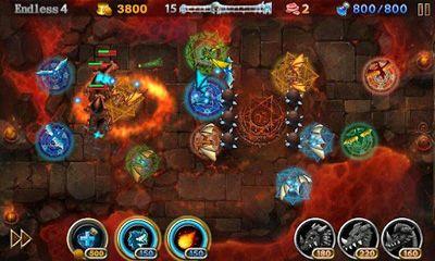 Lair Defense: Shrine screenshots