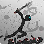 Stickman reaper icon