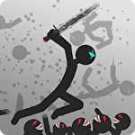 Stickman reaper Symbol