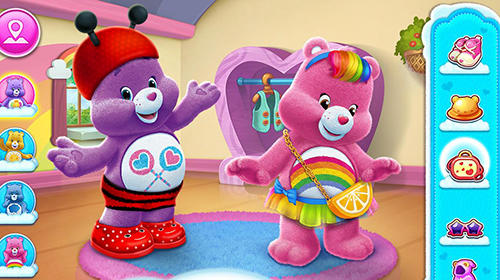 Care bears music band for Android