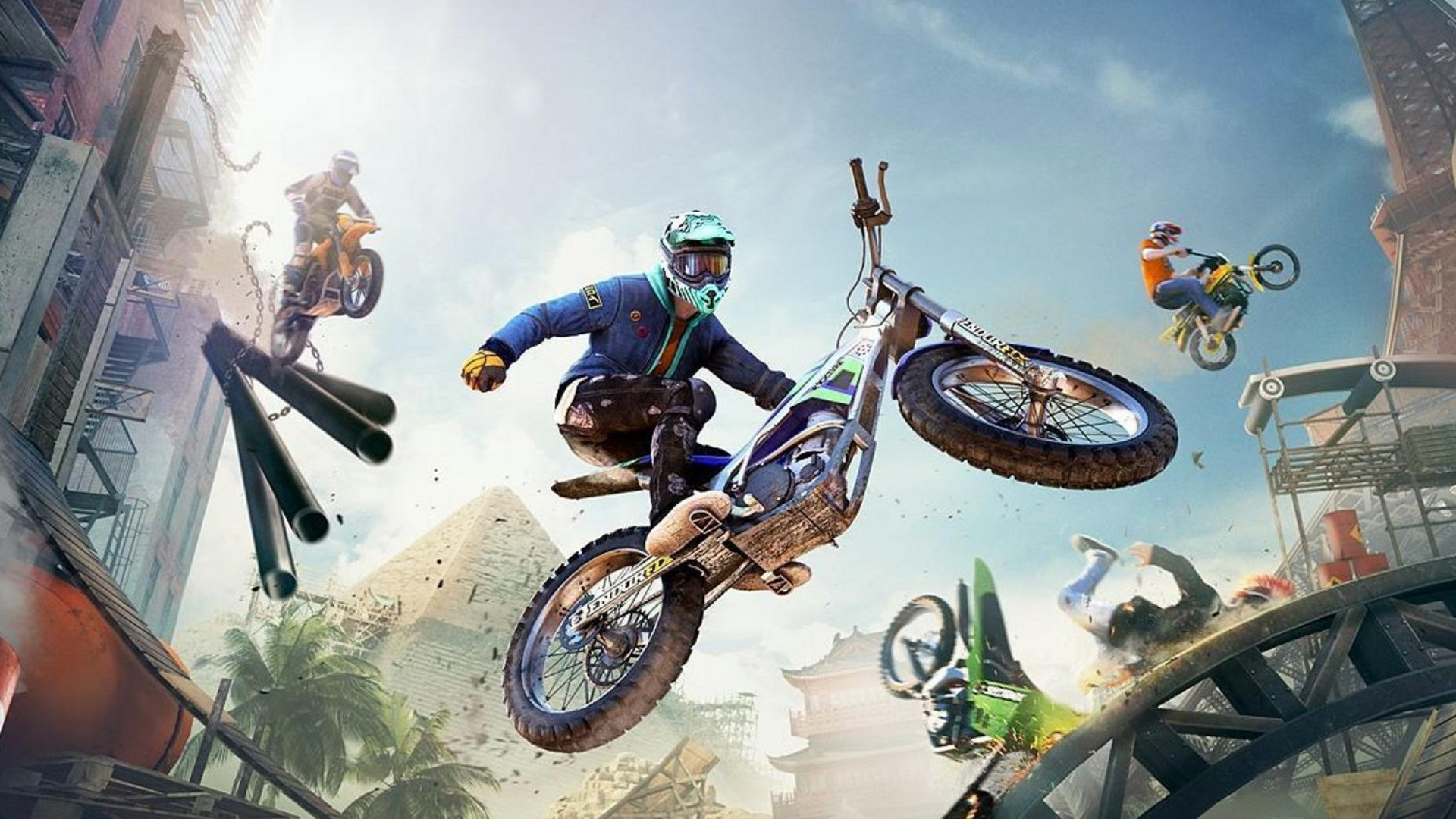 free Moto Bike Trial games