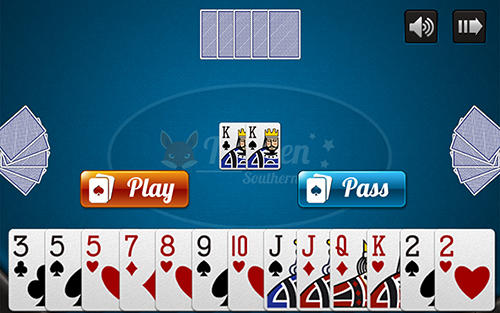 Tien len mien nam: Southern poker для Android